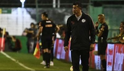Almirón se despide del argentino San Lorenzo