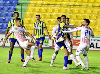 Deportivo Capiatá y San Lorenzo siguen de malas
