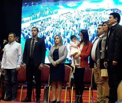 Prieto juró como intendente de Ciudad del Este
