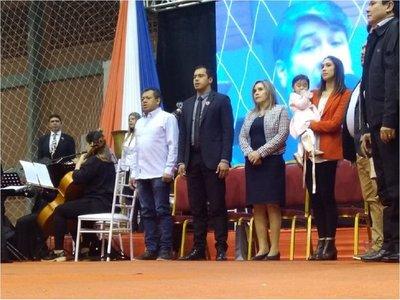 Miguel Prieto asumió como intendente de Ciudad del Este