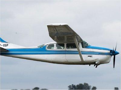Aeronave aterrizó de emergencia en San Pedro