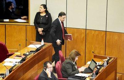 Expulsan a Bogado y quedan más legisladores procesados