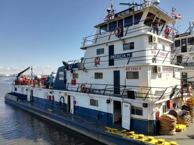 Verifican buque en pesquisa sobre muerte de un marinero