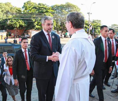 Papa Francisco saludó al Paraguay por los 208º Aniversario de la Independencia Patria