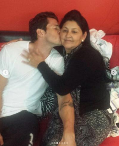 El regalo de Nelson Haedo Valdez a su mamá