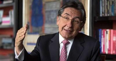 Renunció el fiscal general de Colombia
