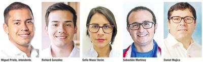 Prieto tomará  control de Comuna con mayoría juvenil en su gabinete