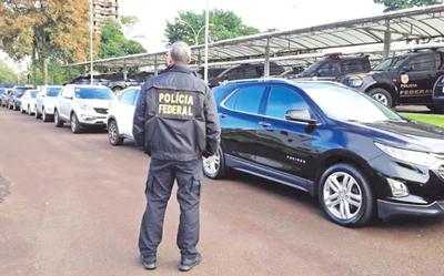 Anulan  grupo criminal transfronterizo