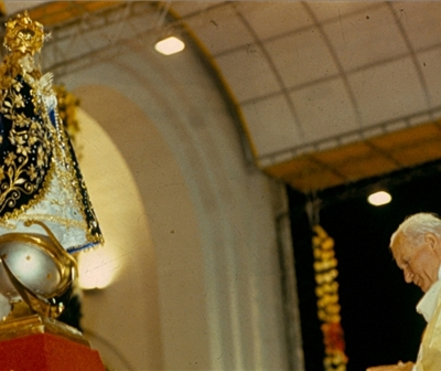 Hace 31 años el Papa Juan Pablo II visitaba nuestro país
