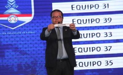 HOY / Hoy se sortea la segunda edición de la Copa Paraguay