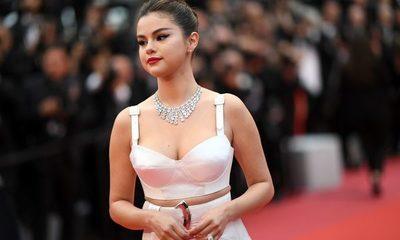 Selena Gomez deslumbra en el Festival de Cannes