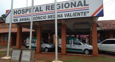 Hamburgueseada para reparar el equipo de rayos x del Hospital Regional de PJC