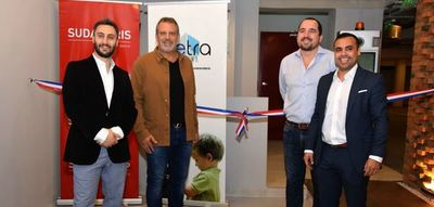 Petra Urbana y Sudameris realizan apertura oficial del Life Villa Morra