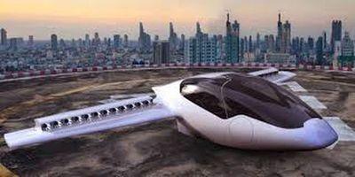 Start-up alemana presenta un prototipo de taxi volador