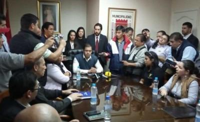 Prieto oficializó gabinete
