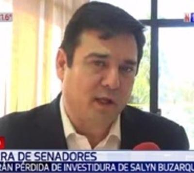 """Pérdida de investidura de Salyn Buzarquis: """"No trafiqué influencias"""""""