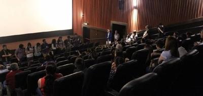 HOY / Abren convocatoria a cortos paraguayos para el Festival de Cine, Arte y Cultura