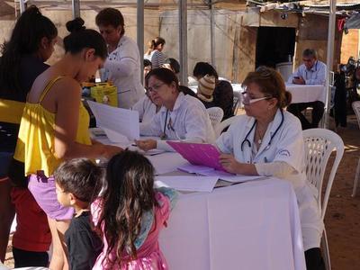 Realizan jornada de Atención Ciudadana en refugio Gas Corona