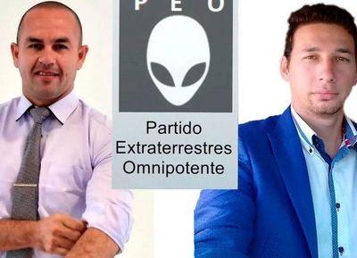 El Partido Extraterrestre Omnipotente asegura que hay vida en otros planetas