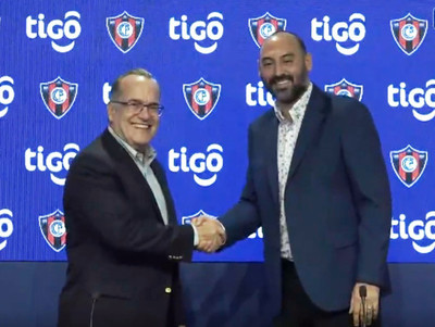 Tigo reafirma su compromiso con Cerro Porteño