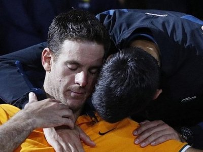 """Djokovic: """"Con Del Potro hemos tenido muchas batallas"""""""