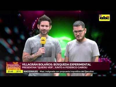 Villagrán Bolaños: nueva búsqueda en Quiero ver