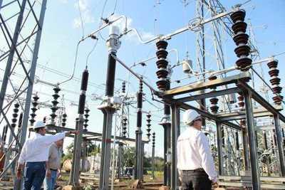 Avanzan obras para el aumento de potencia de transmisión en el norte del país