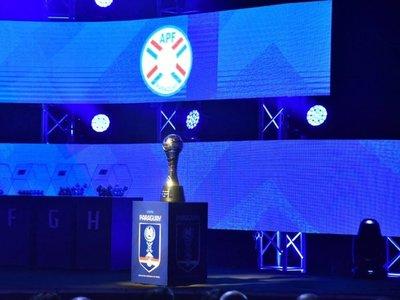 Emparejamientos de la segunda edición de la Copa Paraguay