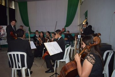 "Lanzan festival de orquestas juveniles ""Yaguarón Suena"""