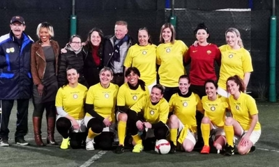 HOY / El Vaticano ya tiene equipo de fútbol femenino