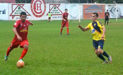 Fútbol hernandariense seguirá  el domingo