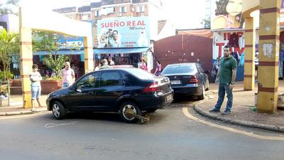 Suspenden estacionamiento controlado y cepo en la ciudad