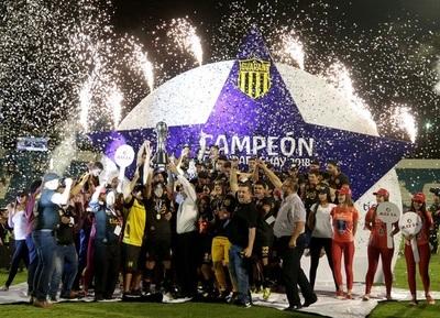 Así se jugará la segunda Copa Paraguay