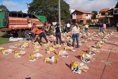 Piden que productos para asistencia se compren de comercios de Ñeembucú