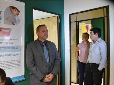Desmantelan la clínica vip de la cámara de Diputados