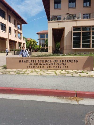 Paraguayo admitido en Harvard y en Stanford