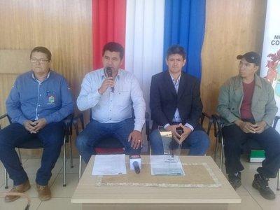 Lanzan festival del Agricultor en Coronel Bogado