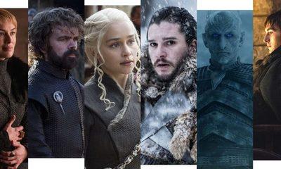 Ya hay paraguayos que usan el nombre de los personajes de Game of Thrones