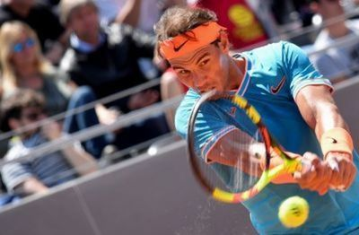 Nadal barre a Verdasco y clasifica a semifinales en Roma