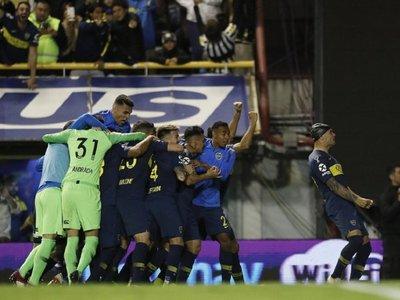 Boca, Argentinos, Atlético Tucumán y Tigre se juegan la Copa de la Superliga