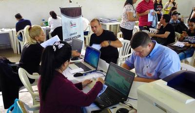 Anuncian nuevas jornadas de regularización migratoria en Pedro Juan Caballero y CDE