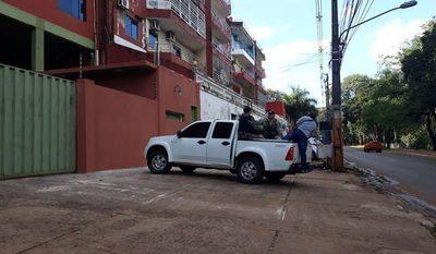 Detienen a ex-funcionario judicial por robo a bóveda