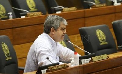 HOY / Blindaje Añetete a Buzarquis es preludio de cocinada de cargos en Congreso, acusan