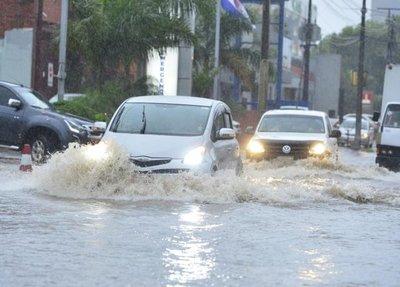 Construcción de desagüe pluvial comenzaría en junio