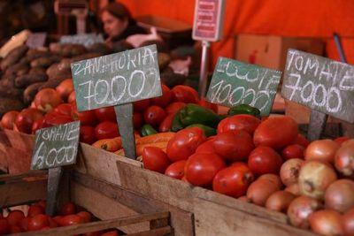 Comerciantes del Abasto alegan que precios no están disparados