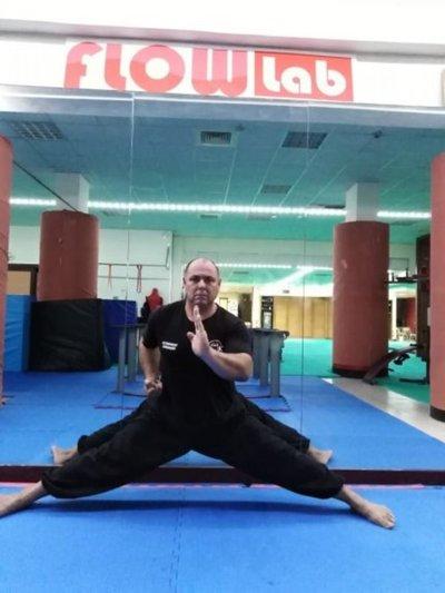 Maestro Samudio se capacita en Taipei