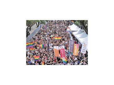 Taiwán,  primer país de Asia en legalizar el matrimonio gay