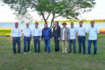 FMI destaca labor de la Itaipu en desarrollo económico del país