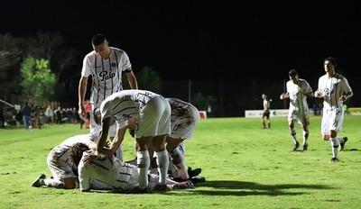 Libertad cierra el Apertura con goleada a Santaní