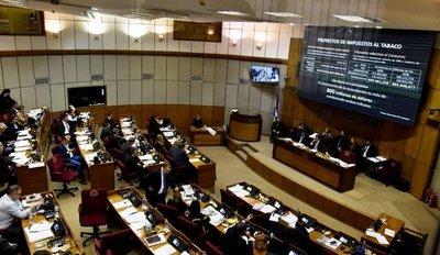 Richer: rechazaron impuesto a soja y tabaco por pedido de Abdo